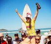 Tyler Wright campeã WCT Rio 2013